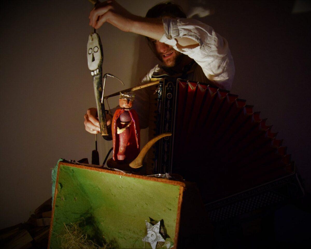 Teatr Latarnia - Herody / szopka
