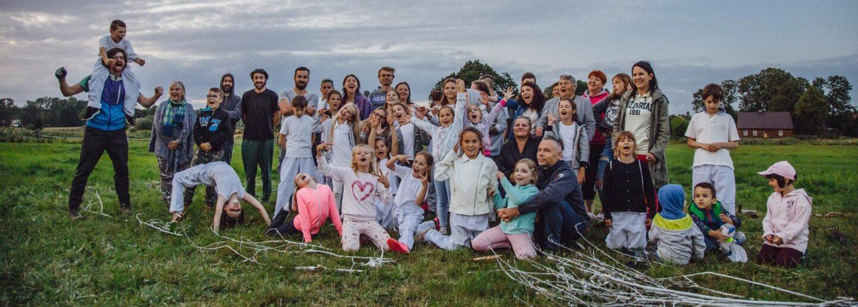 Teatr Latarnia - projekt Lato w Teatrze 2019: Temat Rzeka