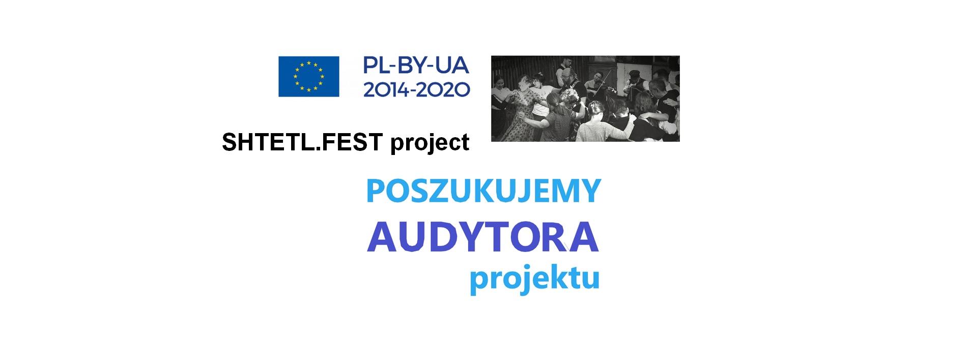 Poszukiwania audytora projektów finansowanych ze środków UE